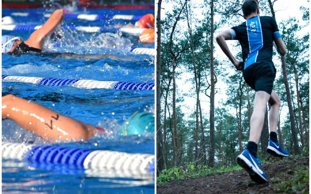 Erster Swim & Run in Steinfurt