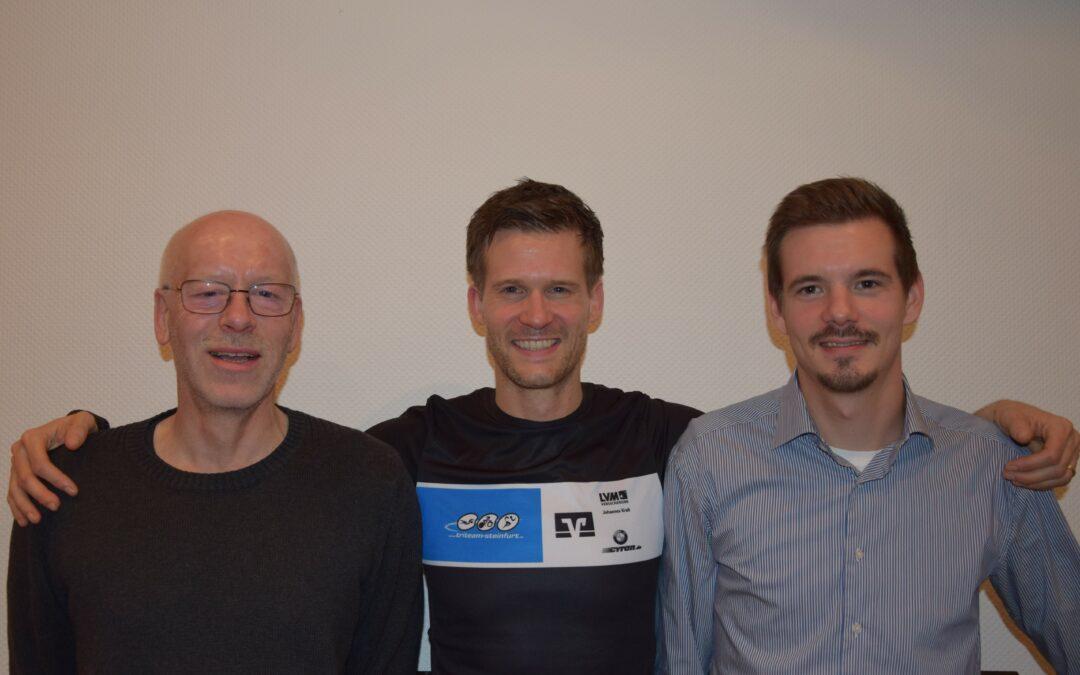 Tri Team Steinfurt wählt neuen Vorstand