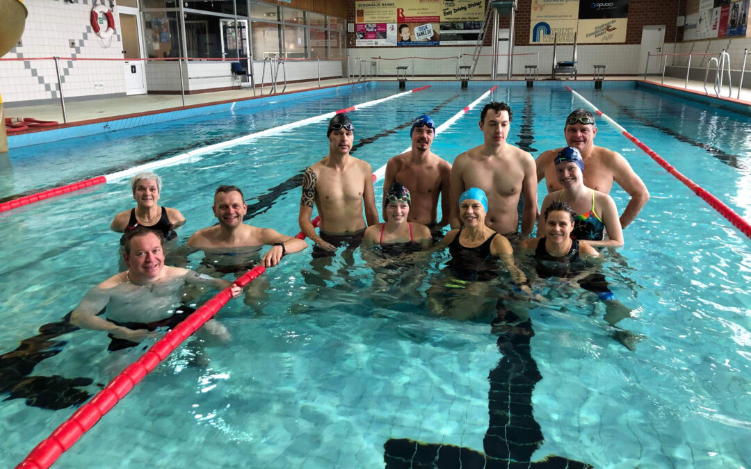 DKK Spendenschwimmen